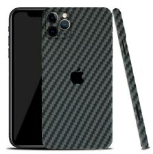 iPhone 11 Pro black carbon skin