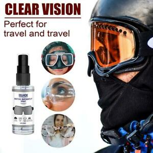 Super Anti-Fog Spray For Glasses, Goggles & Face Shields