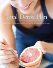 Total Detox Plan Cleanse and Revitalize Illustrated Free Shipping