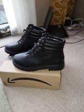 Faith Black Ankle Boots Walking Boots Size 5 EU 38