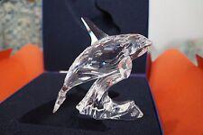 Swarovsk FIGURINA Orka Orca Orca 622939 Nuovo Con Scatola Autentico