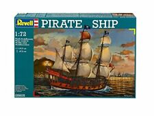 Pirate Ship 1 72 Rev5605 - Revell modellismo