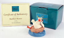 WDCC Disney Classics The Little Mermaid Scuttle Muddled Mentor