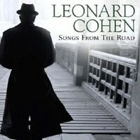 """LEONARD COHEN """"SONGS FROM THE ROAD"""" CD NEW+"""