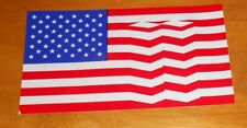 Flag United States Recovery Support Sticker (rectangle) 7x4