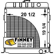Case Radiator 480E 480F 580SE 580E 584E 585E 586E A171080 NEW backhoe