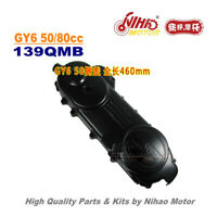 TZ-33 50cc 80cc Side Cover 460mm GY6 Parts Chinese Scooter 139QMB Motorcycle