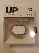UP by Jawbone Fitness Band Activity Tracker Wristband Gray Medium M New