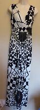 Per Una UK10L EU38L US6L new Phoebe mono maxi stretch sleeveless dress