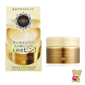 ☀SHISEIDO AQUALABEL Special Gel Cream Aging Care ALL-IN-ONE type 90g