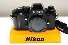 Nikon F3 professional Auto/manual SLR. EXC+ condition +strap. Great spec!