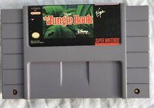 Disney's The Jungle Book (Super Nintendo Entertainment System, 1994) TESTED SNES