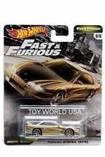 2020 Hot Wheels Fast & Furious Premium Fast Tuners #3 Nissan 240SX (S14)