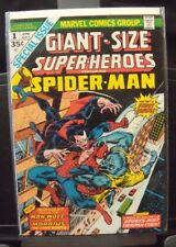 Giant Size Superheroes Feat. Spider-Man #1 - Morbius the Living Vamp and ManWolf