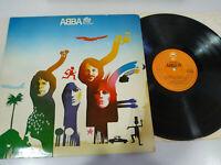"Abba The Album LP Vinyl 12 "" G VG UK Edition Ersten Press 1977 Epic S 86052"