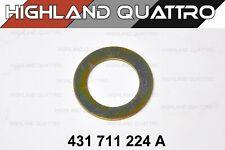 Audi ur quattro; coupe; 80; 90 genuine gear shift ball socket washer 431711224A