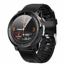 L15 Bluetooth Smart Watch Heart Rate Monitor LED Outdoor Sport Braclet Wristband