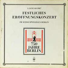 Various - 750 Jahre Berlin • Festliches Eröffnungskonz Vinyl Schallplatte 150589