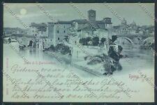 Roma Città 1899 cartolina MV1788