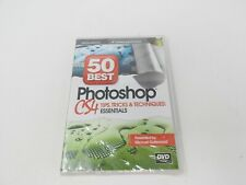 50 Best Photoshop CS4 Tips, Tricks, & Techniques: Essentials DVD-ROM