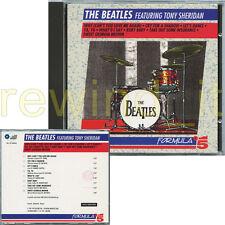 THE BEATLES featuring TONY SHERIDAN RARE CD 1991 MADE IN ITALY