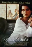 How To Make An American Quilt movie poster : Winona Ryder : 11 x 17 inches