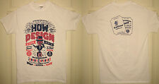 JOHNNY CUPCAKES Shirt S 2013 SF How Design Class Boston JC OBW Mosh OOP RARE HTF