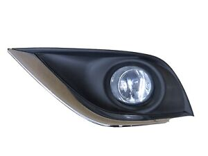 2015-2016 NISSAN VERSA LEFT FOG LIGHT AND BEZEL OEM