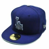 New Era 59Fifty Cap MLB Los Angeles Dodgers Blue Zig N Zag Mens Fitted Hat