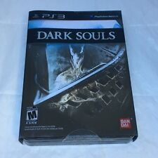 Dark Souls PlayStation 3 Collector's Tin, Brand New