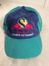 formula 1cap - SAUBER PETRONAS / RED BULL Team Cap - adjustable