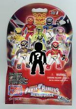 Power Rangers Megaforce Mega Bloks Series 1 LOOGIE NIP Action Figure Green