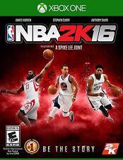 NEW NBA 2K16 (Microsoft Xbox One, 2015)