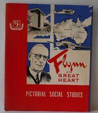 Visual Pictorial Social Studies Flynn of the Great Heart homeschool Australian
