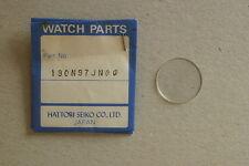 Seiko 190N97JN00 Vetro Crystal Glass Uhrenglas Verre Original NOS per 2A22-0210