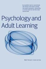 Psychology and Adult Learning Third Edition