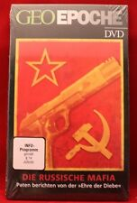 """**DVD """"DIE RUSSISCHE MAFIA"""" GEO EPOCHE**Neu und ungesehen**ovp."""