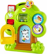 FISHER PRICE DISCOVERY TREE HOUSE Girl Boy Baby Developmental Toy No Batteries