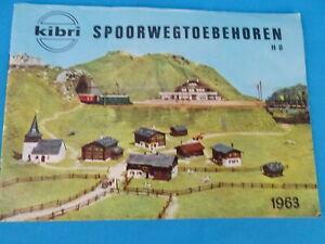 KIBRI Katalogue 1963 NL