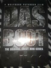 Das Boot - The Uncut Mini-Series Collector's Tin, Very Good Dvd, Bernd Tauber,Ma