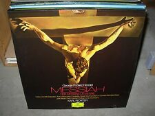 RICHTER / HANDEL messiah ( classical ) box dgg