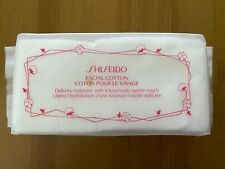 Shiseido Facial Cotton - 40 Sheets - Cotton Pads - New package - 100% Cotton