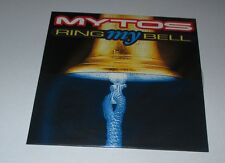 Mytos - Ring my bell - cd single 3 titres 1996