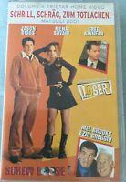 VHS Pressekassette: Screw Loose & Loser (2001) + XPE-Vorschau Juni/Juli