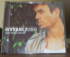 ENRIQUE IGLESIAS - LOVE TO SEE YOU CRY (CD SINGLE)