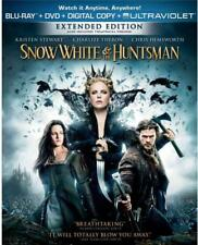 SNOW WHITE AND THE HUNTSMAN NEW BLU-RAY/DVD