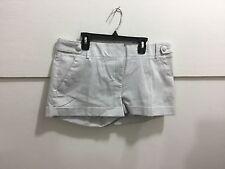 Express lady size 10 brand-new pinstriped Cuffed dress shorts