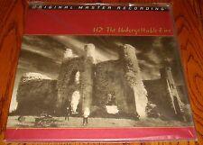 U2 The Unforgettable Fire Original Master Recording LP Numbered Still Sealed