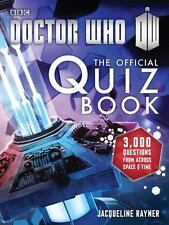 Doctor Who: The Official Quiz Book (Doctor Who (BBC))-ExLibrary