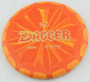 NEW Retro Burst Dagger 174g Putter Latitude 64 Discs Golf Disc at Celestial